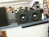 ALPINE ELECTRONICS Car Speakers/Speaker System ALPINE BASSLINE 12'S